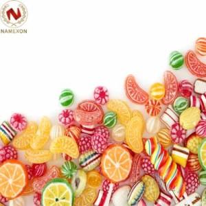 Hard boild candy