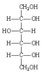 Sorbitol structure namexon